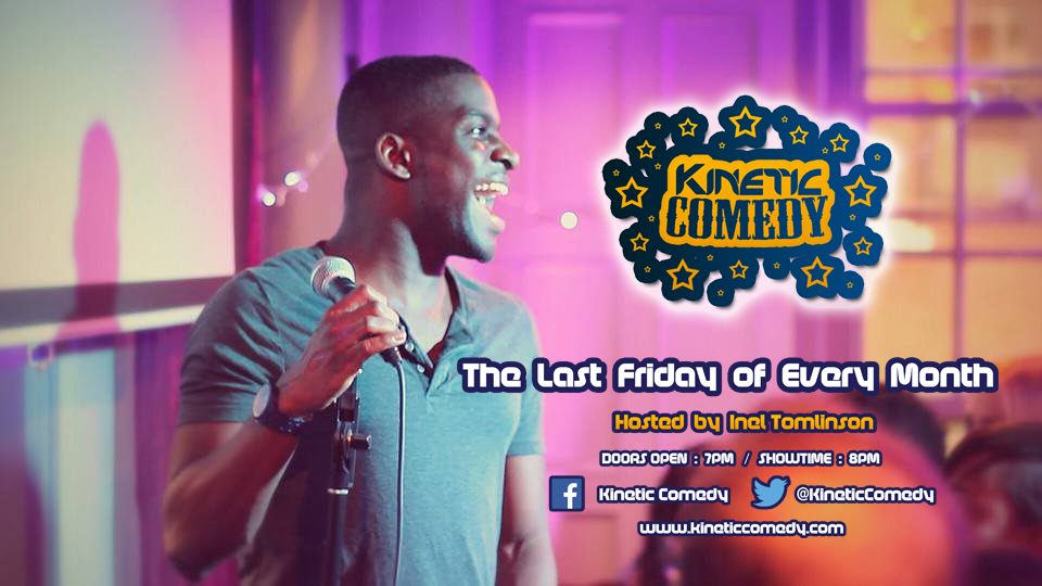 London's Most Diverse Comedy Night