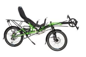 Grasshopper Folding Bike