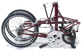 Moulton Separable Bikes