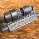 Model Parsons steam turbine from the 1938 Glasgow Empire Exhibition.