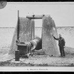 Glass lantern slides from Nobel's Explosives, Ardeer.