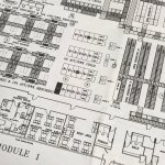 Plan of IBM Greenock.