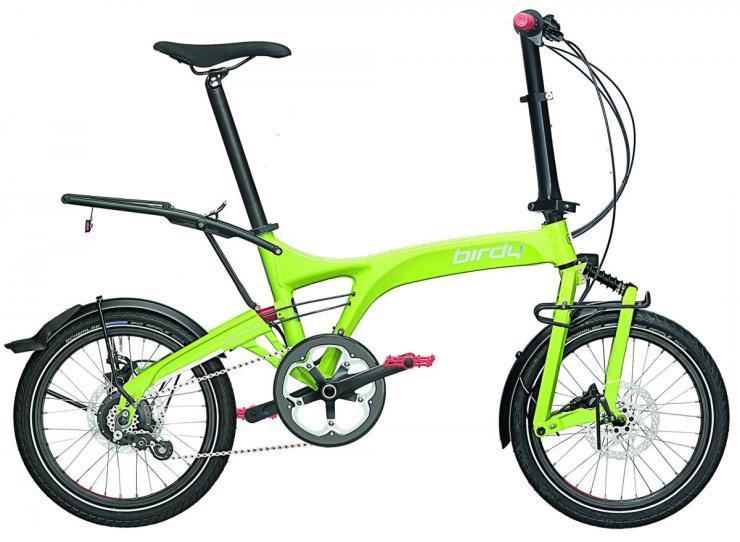 Birdy Folding Bike