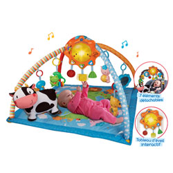 fisher price tapis de la jungle fisher