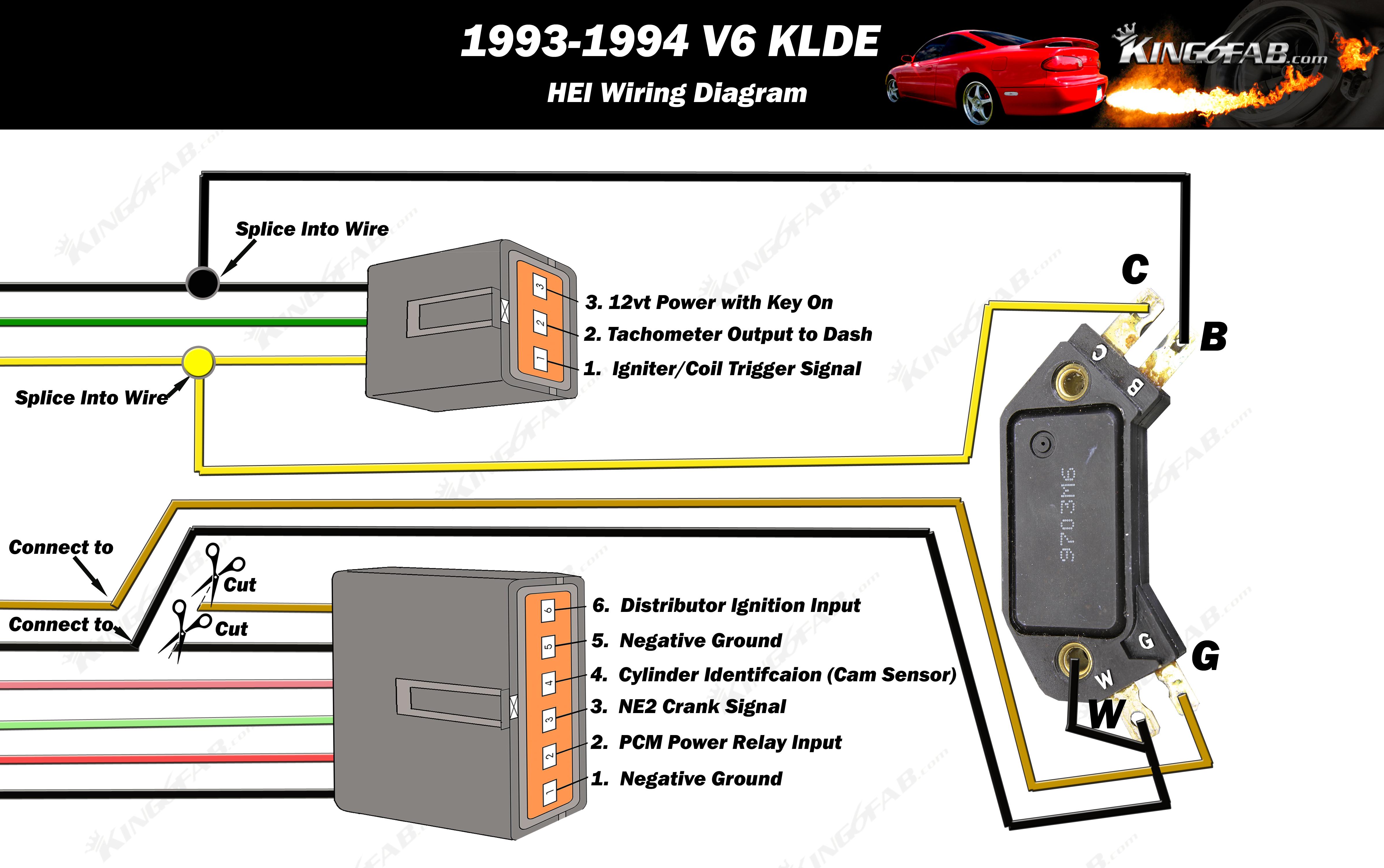 1997 mazda mx6 wiring schematic hei wiring diagrams     welcome to king6fab  hei wiring diagrams     welcome to king6fab