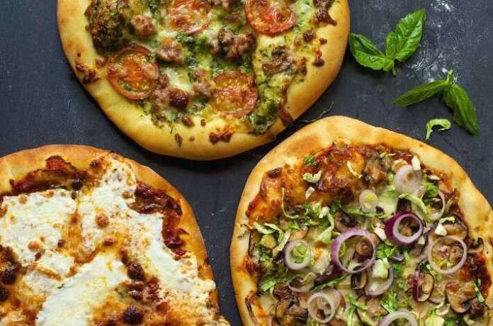 The Easiest Pizza You'll Ever Make - select to zoom