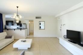 Living room King David Residence 205-24