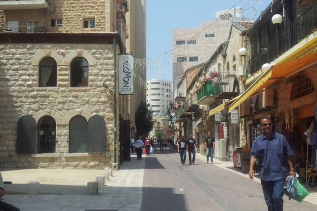 Ma'avar Beit Haknesset