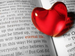 """""""God led you all the way...to humble you and to test you in order to know what was in your heart"""""""