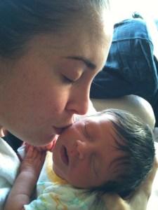 Kara Kisses Westin