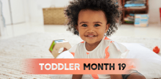 Toddler Month By Month - Month 19