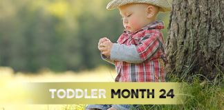 Toddler Month By Month - (Month 24)
