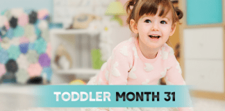 Toddler Month By Month- (Month 31)