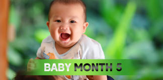 Baby Month By Month - (Month 5)