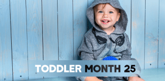 Toddler – Month 28