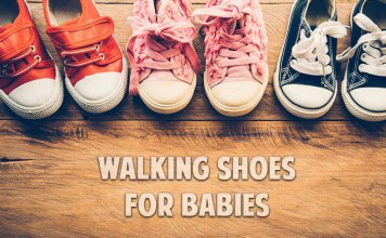 Walking Shoes For Babies cover