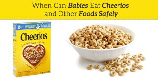 When Can Babies Eat Cheerios