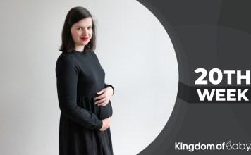 Pregnancy weeks 20