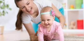 13 Fun Things To Do With Your Baby: Every Month A New Thing To Do