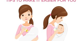 Baby Won't Drink Milk? Tips To Make It Easier For You
