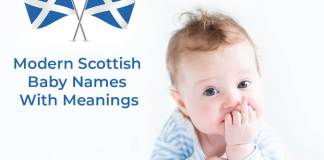 Explore The Trendy and Modern Scottish Baby Names With Meanings