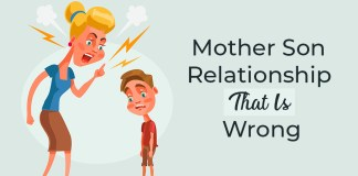 Mother Son Relationship That Is Wrong