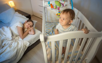 "When Your Child Or Toddler Wakes Up a Lot At Night, The First Question Is Likely To Be Asked: ""why?"""