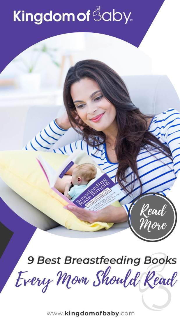 9 Best Breastfeeding Books Every Mom Should Read