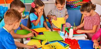 Children's Art - Fun and Creative Things to Make with Tissue Paper
