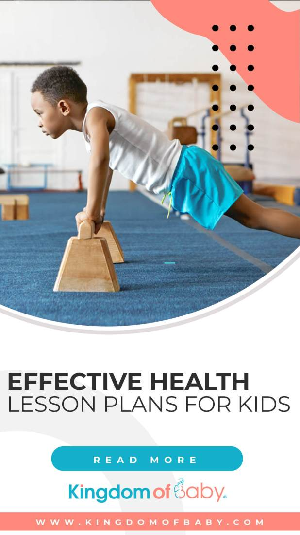 Effective Health Lesson Plans for Kids