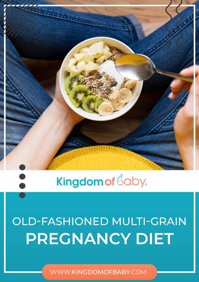 Old-fashioned Multi-grain Pregnancy Diet