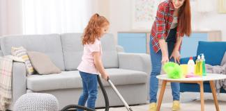 The Value Of Giving Chores To Your Children