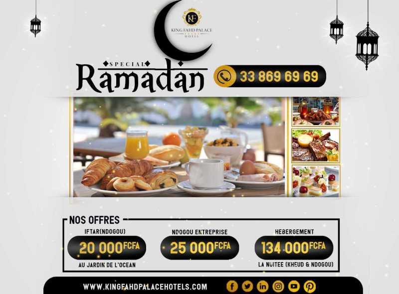 Offre Ramadan 2018