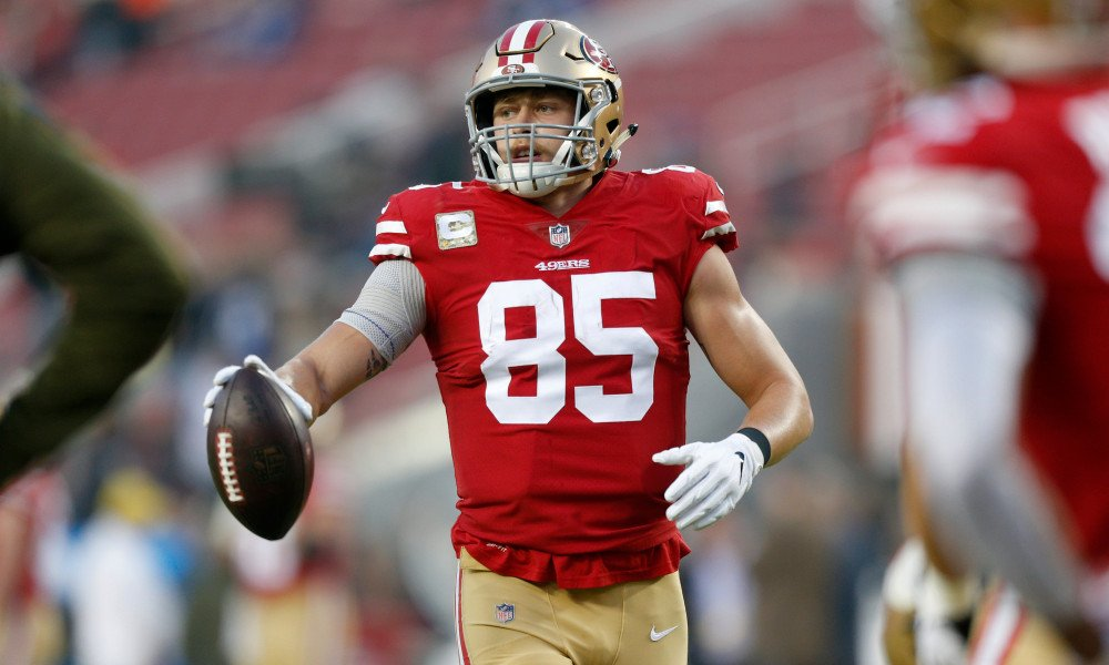 2021 Offseason Tracker Free Agency NFL Steve Raynes Bowl Week 4 2020 UKFL Week 4 King Fantasy Sports George Kittle