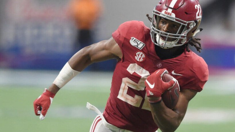 Rookie Profile Najee Harris Rookie Mock Draft Superflex TE Premium 1.0 2021 RB Rookie Profiles King Fantasy Sports