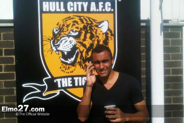 Elmohamady - Hull City