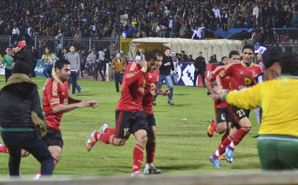 Port Said Al Ahly