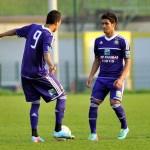 Saleh Gomaa Anderlecht trial