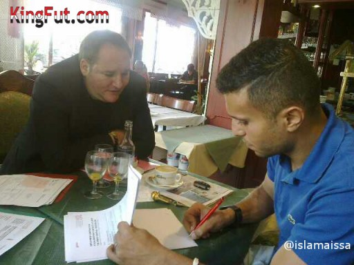 Sherif Ashraf joins FC Biel-Bienne