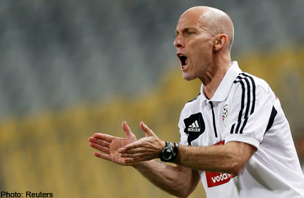 Bob Bradley in Egypt