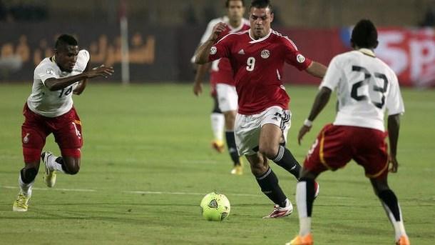 Zaki vs Ghana