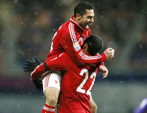Treika & Fathi - Africa-based Player of the Year