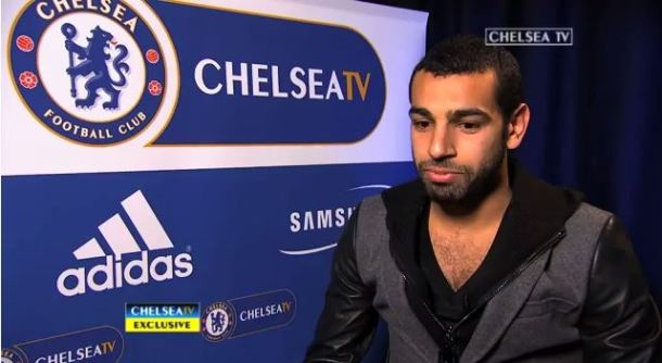 Mohamed Salah speaks Chelsea