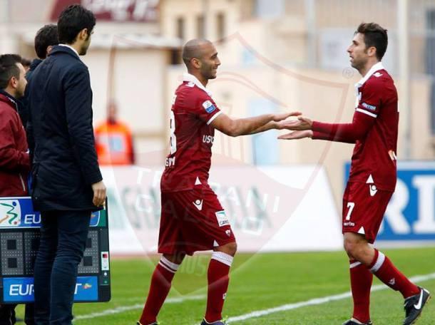 Abdallah Yaisien debuts Trapani
