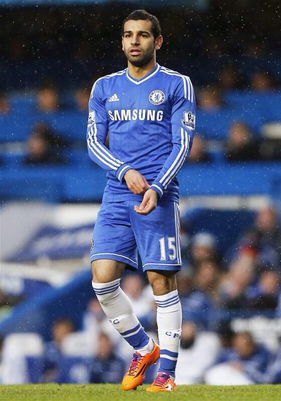 Salah debuts - Chelsea