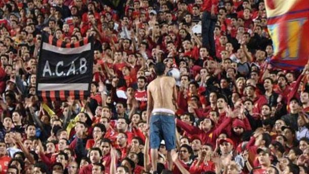 Ultras Ahlawy Cairo