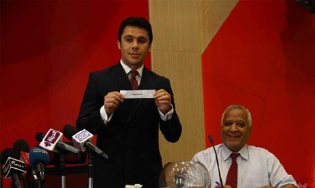 egyptian league final phase draw