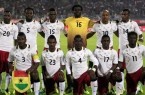 Ghana announce