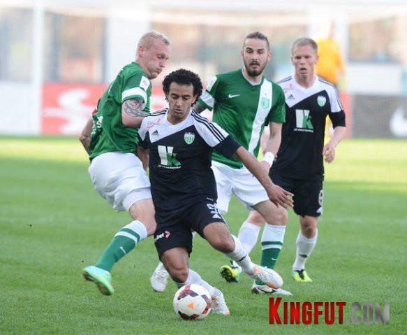 El-Hussieny assists