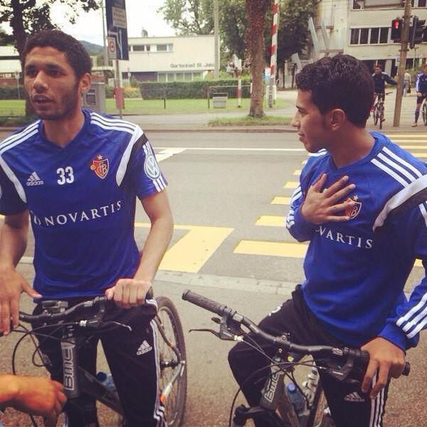 El-Nenny & Hamoudi Named